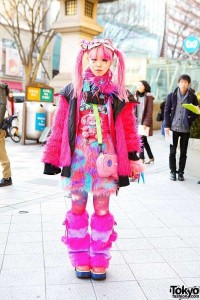 Unconventional Japanese Street Fashion Trends (39 photos) 27