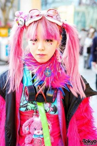Unconventional Japanese Street Fashion Trends (39 photos) 28