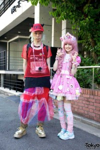 Unconventional Japanese Street Fashion Trends (39 photos) 3