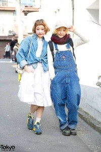 Unconventional Japanese Street Fashion Trends (39 photos) 30