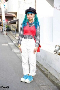 Unconventional Japanese Street Fashion Trends (39 photos) 32