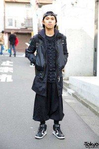 Unconventional Japanese Street Fashion Trends (39 photos) 33