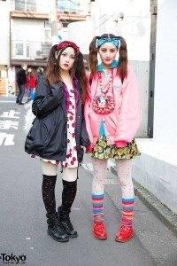 Unconventional Japanese Street Fashion Trends (39 photos) 34
