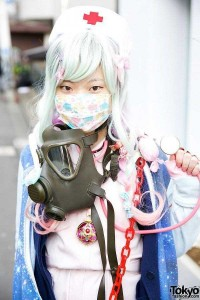Unconventional Japanese Street Fashion Trends (39 photos) 36