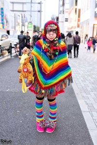 Unconventional Japanese Street Fashion Trends (39 photos) 5