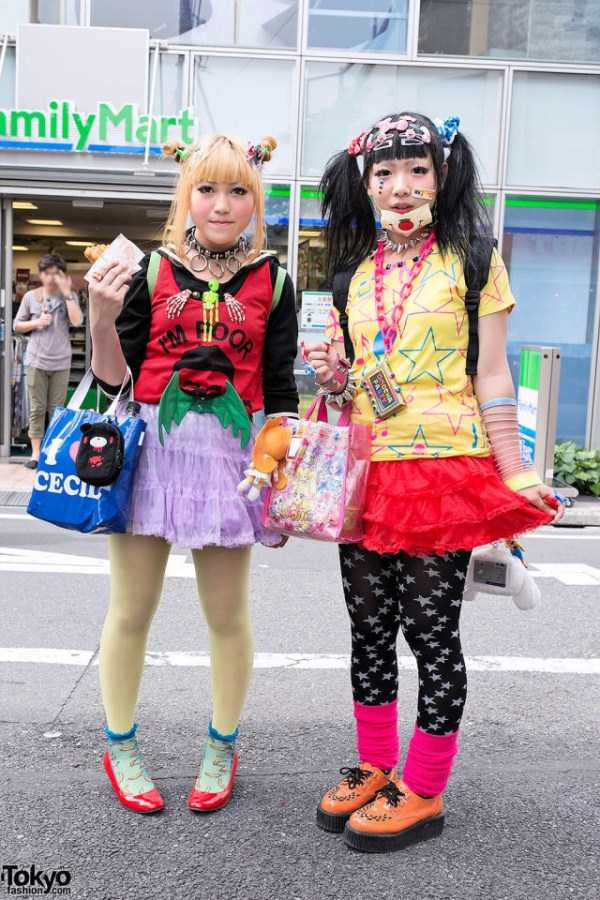 unconventional japanese street fashion trends 39 photos