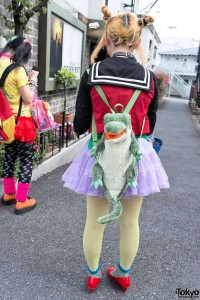 Unconventional Japanese Street Fashion Trends (39 photos) 7