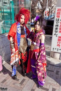 Unconventional Japanese Street Fashion Trends (39 photos) 8