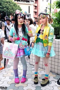 Unconventional Japanese Street Fashion Trends (39 photos) 9