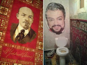 Russians Are Crazy About Carpets (32 photos) 17