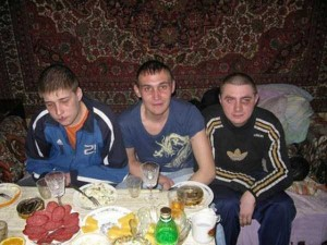 Russians Are Crazy About Carpets (32 photos) 20
