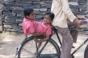 Indian Conjoined Twins Who Are Worshipped As Gods (13 photos) 4