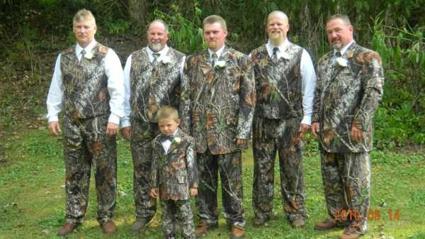 Redneck-Style Weddings (35 photos) 12