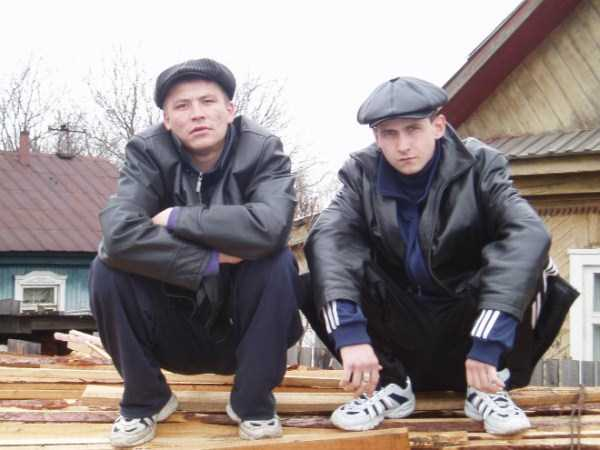 Notorious Russian Gangsters Posing (20 photos) 11