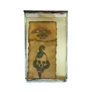 Dead Prisoners' Tattoos Preserved in Formaldehyde (20 photos) 14