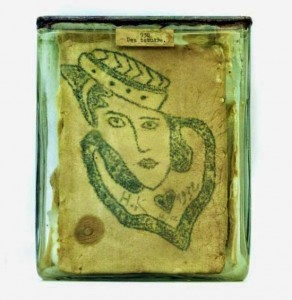 Dead Prisoners' Tattoos Preserved in Formaldehyde (20 photos) 21