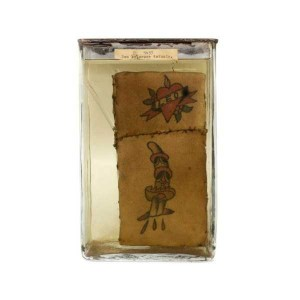 Dead Prisoners' Tattoos Preserved in Formaldehyde (20 photos) 7