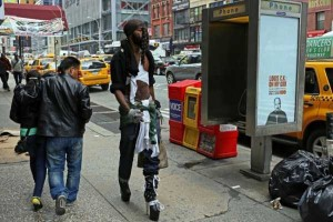 Strange People On The Streets Of New York (31 photos) 1
