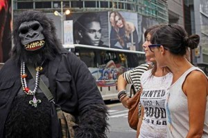 Strange People On The Streets Of New York (31 photos) 14