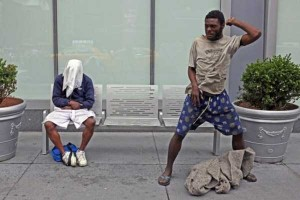 Strange People On The Streets Of New York (31 photos) 16