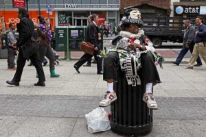 Strange People On The Streets Of New York (31 photos) 17