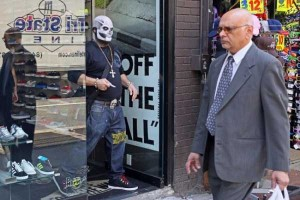 Strange People On The Streets Of New York (31 photos) 2
