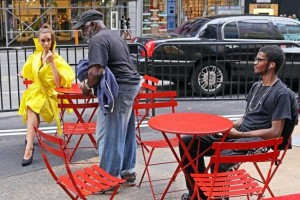 Strange People On The Streets Of New York (31 photos) 20