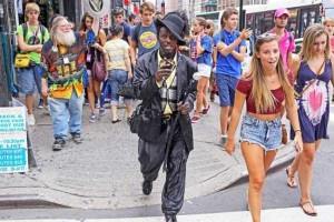 Strange People On The Streets Of New York (31 photos) 22