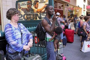 Strange People On The Streets Of New York (31 photos) 26