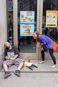 Strange People On The Streets Of New York (31 photos) 3