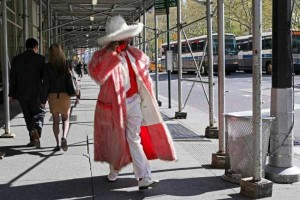 Strange People On The Streets Of New York (31 photos) 4