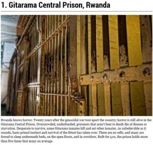 10 Notorious Prisons Around the World (10 photos) 10