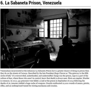 10 Notorious Prisons Around the World (10 photos) 5