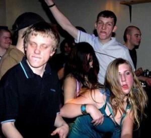 Hilariously Odd Nightclub Moments (20 photos) 8