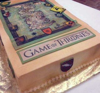 28 Mind-Blowing Game Of Thrones Cakes (28 photos)