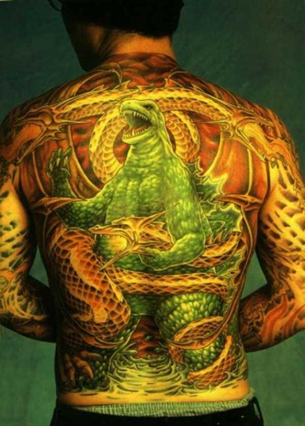 Godzilla-tattoos (14)