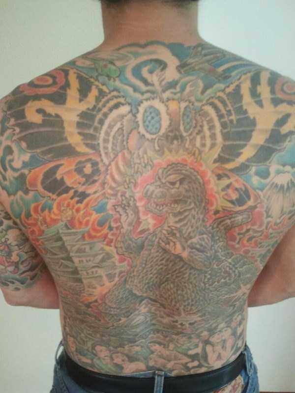 Godzilla-tattoos (16)