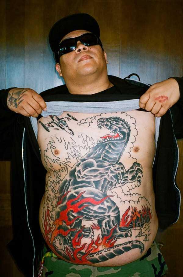 Godzilla-tattoos (17)