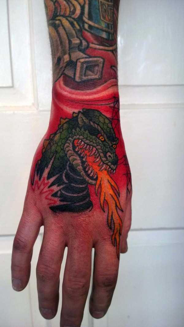 Godzilla-tattoos (19)
