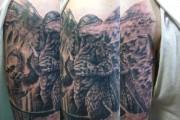 Godzilla-tattoos (27)