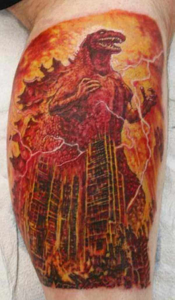 Tatuagens de godzilla (28)