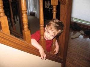 Kids Getting Stuck in Various Things (37 photos) 37