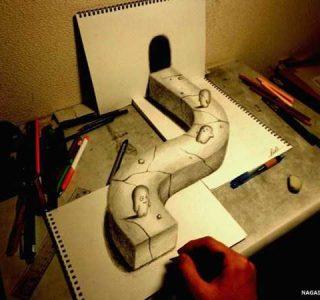 Absolutely Stunning 3D Art (31 photos)