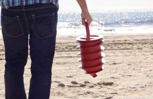Brilliant Invention For Hiding Valuable Things On The Beach (5 photos) 1