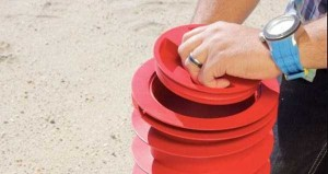 Brilliant Invention For Hiding Valuable Things On The Beach (5 photos) 2