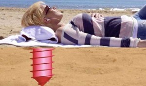 Brilliant Invention For Hiding Valuable Things On The Beach (5 photos) 5