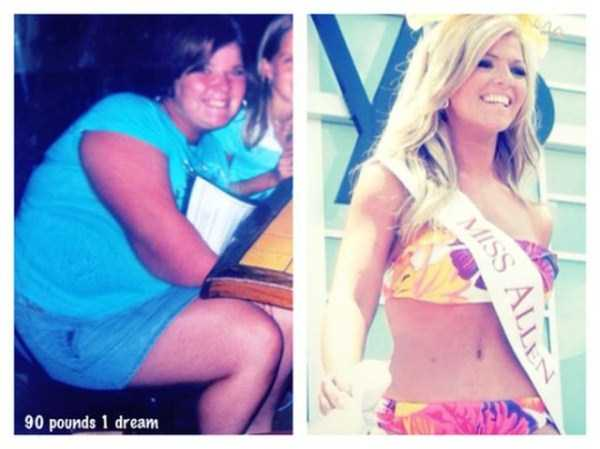 From Obese Teenager To Beauty Queen (25 photos) 25