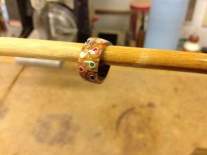 Awesome Ring Made Out of Colored Pencils (14 photos) 10