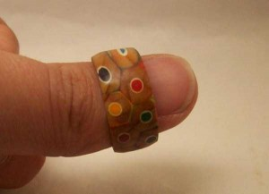 Awesome Ring Made Out of Colored Pencils (14 photos) 12