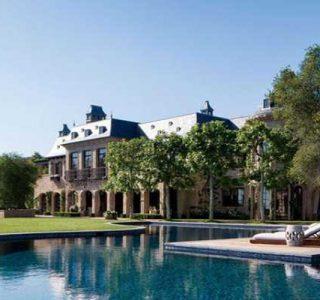 Inside Dr Dre's New Luxury $40 Million Mansion (22 photos)